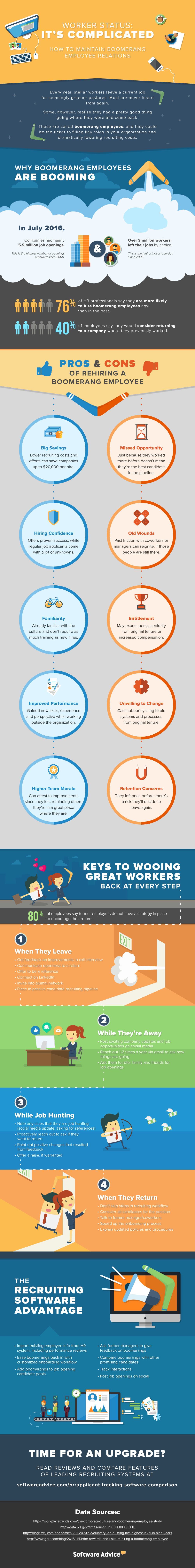 boomerang employees infographic