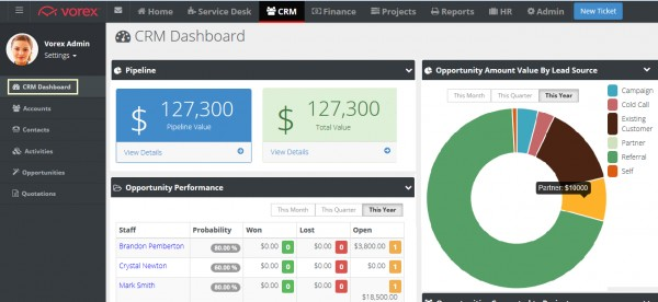 vortex-crm-dashboard