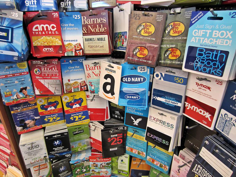 Gift Card branding