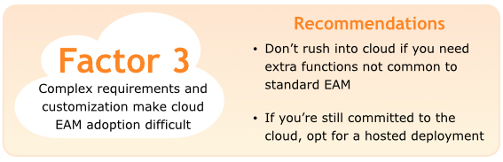 cloud eam factor 3