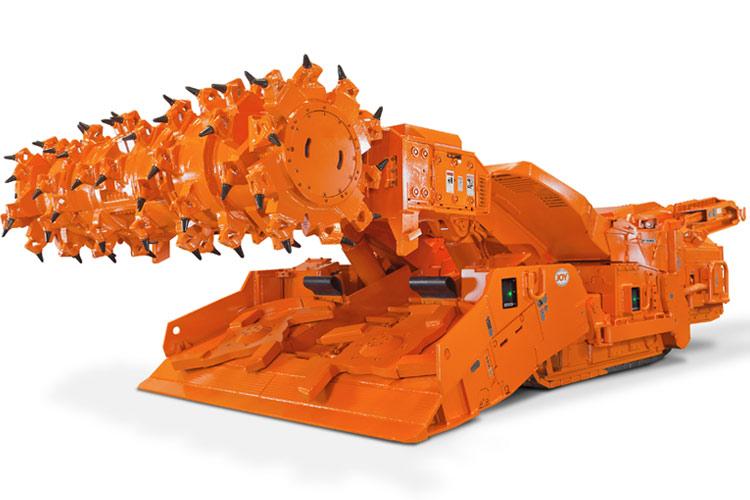 automate mining machine