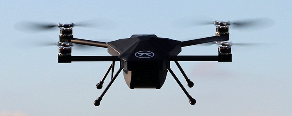 nightingale security drone