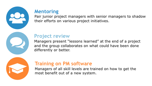 Valuable project manager skills